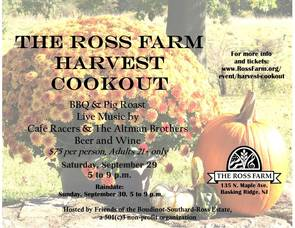 Carousel image 0932ab74e2292d9795fa september harvest cookout poster