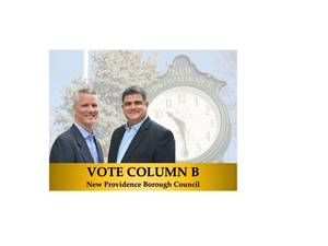 DeSarno and Cumiskey Walk The Walk For New Providence