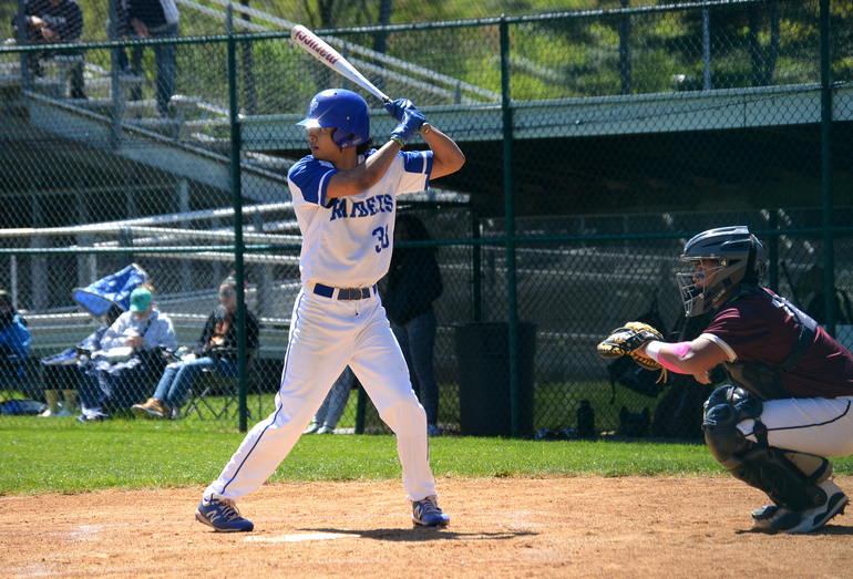 Shawn Martin drove in 3 runs for Scotch Plains-Fanwood on Thursday