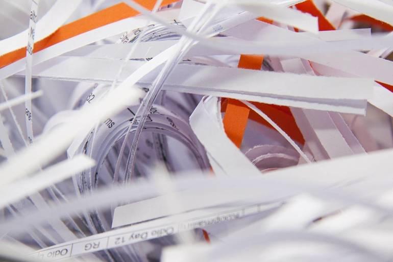 Community Paper Shred