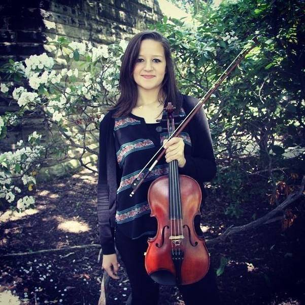 Wharton Institute for the Performing Arts Welcomes New Viola Faculty