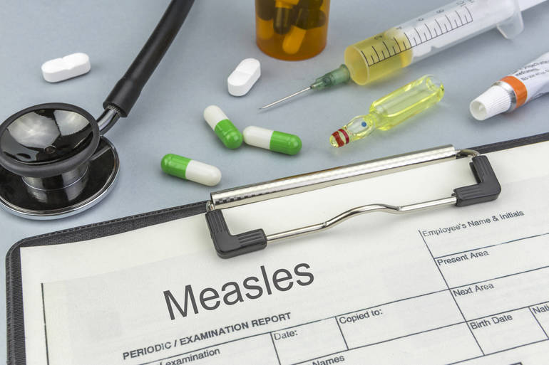 lower merion township measles article