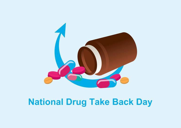 Lower Merion Police National Drug Take Back Day