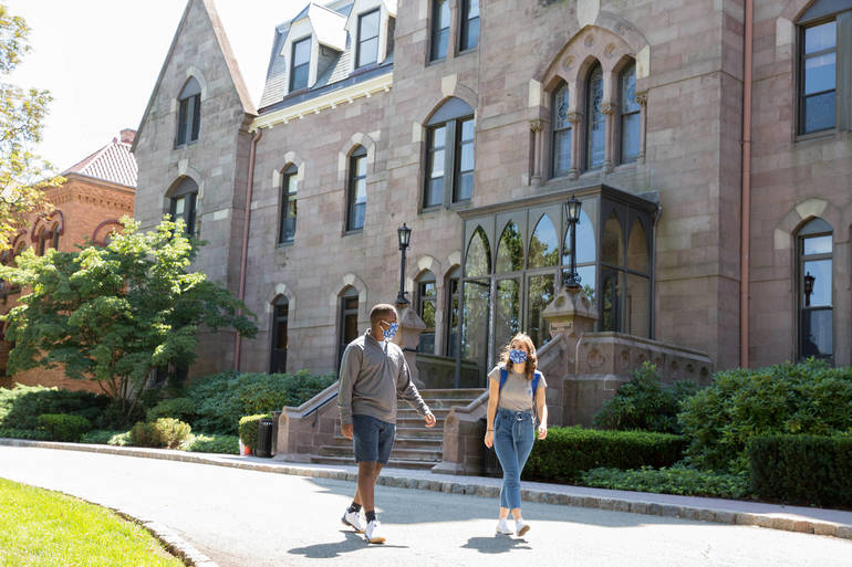 Seton Hall Announces In-Person Classes for Fall 2021 Semester