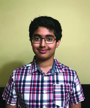 Eisenhower Intermediate School Sixth Grader Places in Science Competitions