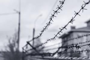 Carousel image 1fc0e7303a7adcd66f66 shutterstock 1054179410 barbed wire at prison