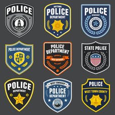 Carousel image a079abfadfe6498fa8dd shutterstock 131312288 police patches and emblems