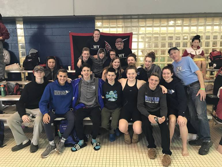 Westfield YMCA Devilfish Achieve Multiple State Cuts at the NJ YMCA Silver Championship