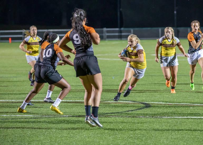 SBU Rugby- Emily Sion