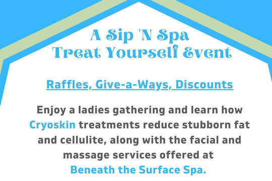 Top story 4ad486f50f17e2748d9d sip n spa event