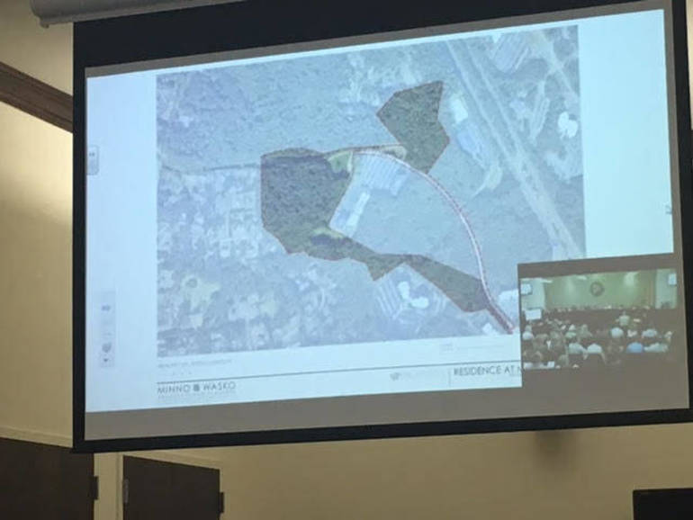 Multifamily housing proposal off Mountainview Boulevard