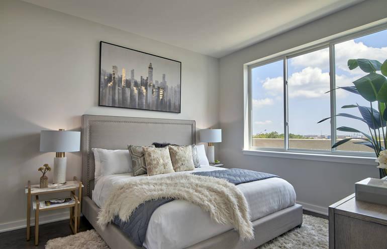 Skye Lofts South Bedroom