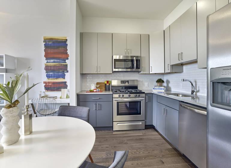 Skye Lofts South Kitchen