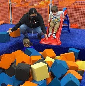 Skyzone 'Little Leapers' Bringing Active Fun for Toddlers