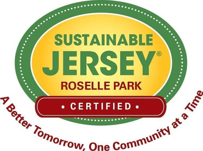 Roselle Park Sustainable Jersey Bronze Certified