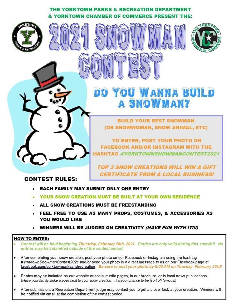 Best crop f5c698c415b99ee80e17 snowman contest flyer