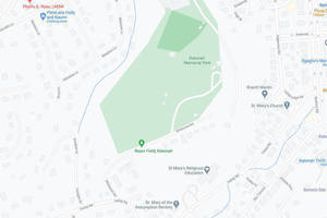 Residents  Put up Fight over Path to Katonah Memorial Park