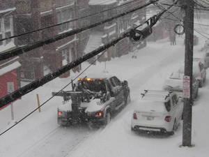Paterson snow