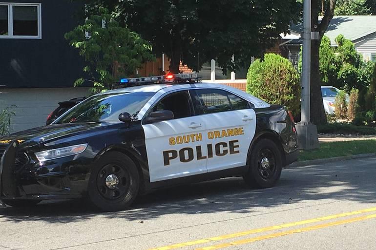 South Orange Police Car .JPG