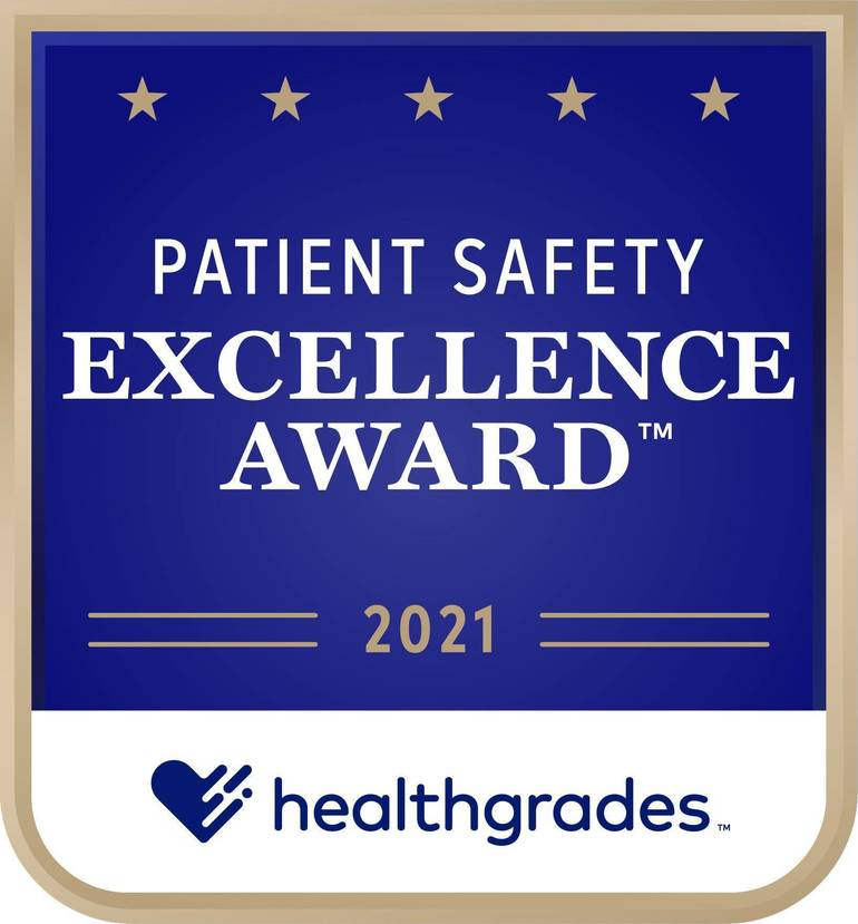 RWJUH/Somerset Rated in Top 5% of US Hospitals for Patient Safety