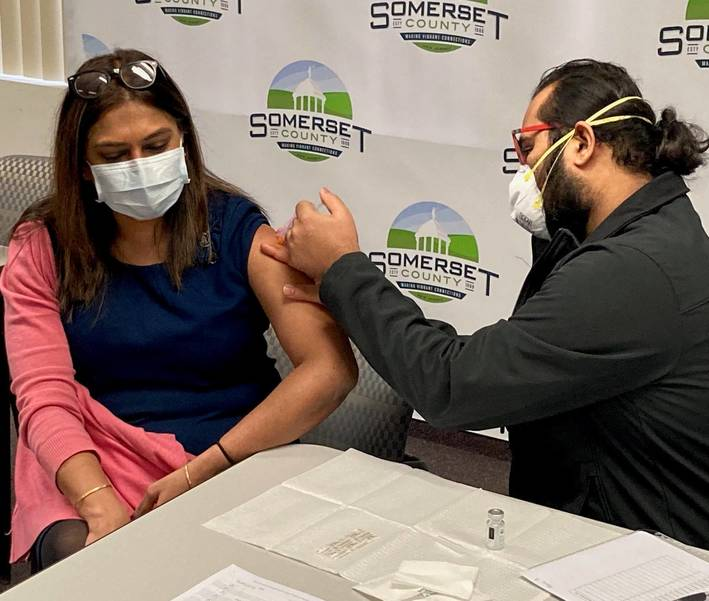 Somerset County Offers Free COVID-19 Vaccinations This Week
