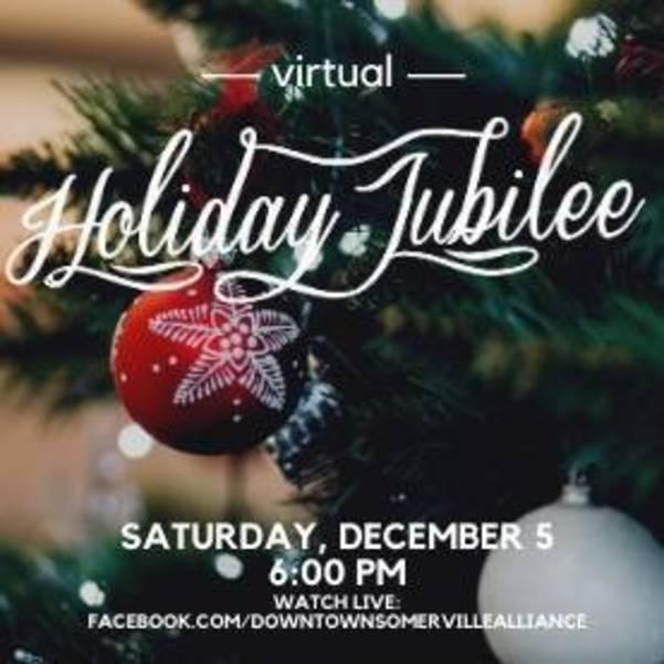 Virtual Tree Lighting Highlights Santa's Arrival in Somerville Dec. 5