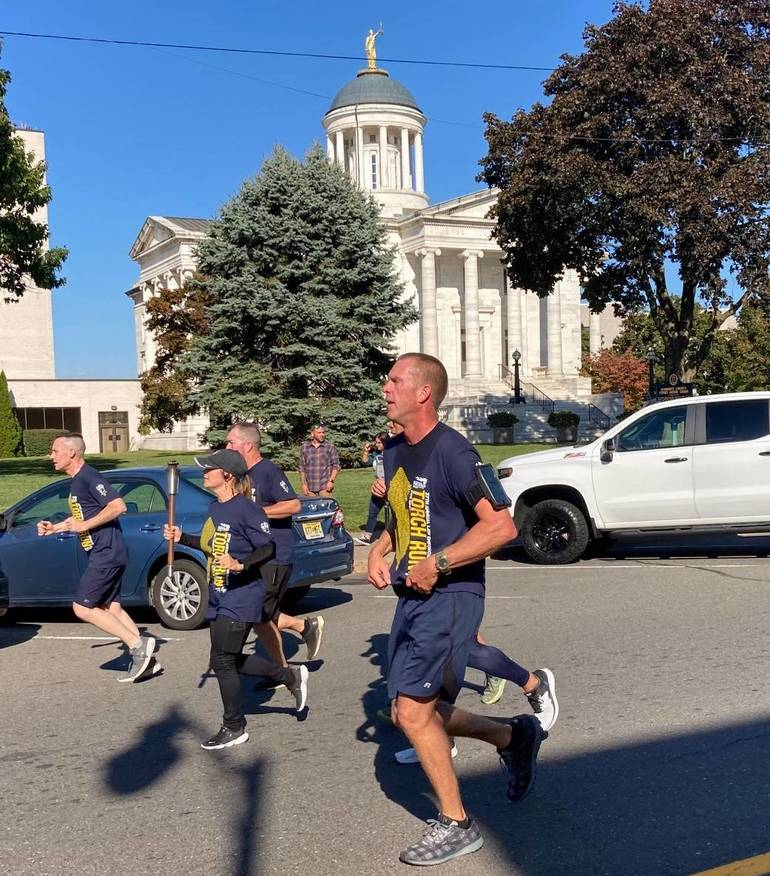 Somerville Police to Escort Special Olympics Torch Down Main Street