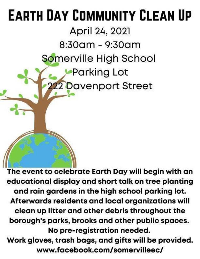 Earth Day Volunteers Needed in Somerville; Free Trees & Light Bulbs