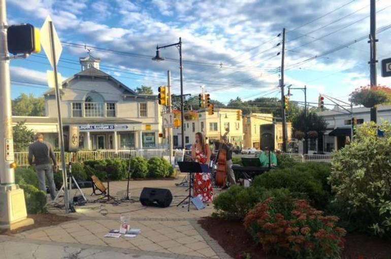 Olcott Square, Bernardsville