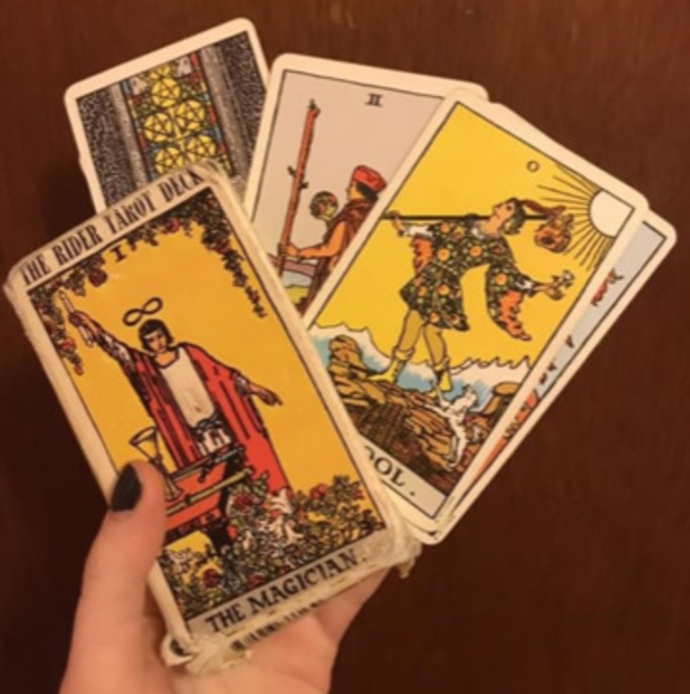 The Future is Clear: Tarot as a Hobby at GL