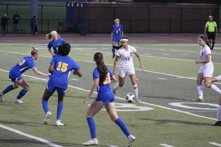 Spotswood Girls Soccer Eliminated By North Brunswick In GMC Tournament