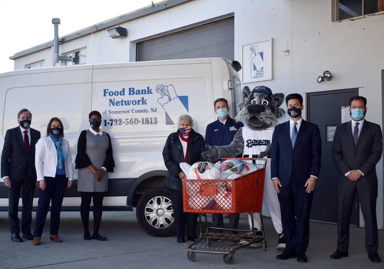 Patriots, Kalafer Family Donate 1,000 Turkeys & All the Trimmings