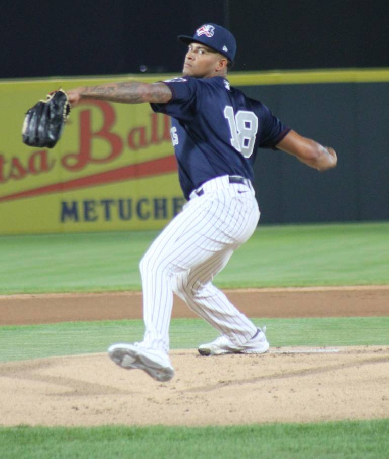 Patriots Split Doubleheader with Fisher Cats