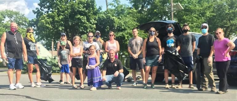 Volunteers Needed for Spring Sweep & Street Clean-up in Somerville