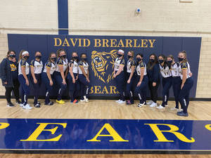 Varsity Softball: Unbeatable Bears  Win Again