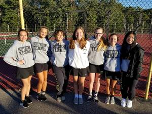 Carousel image 61f277085e514f6c8e89 southerns girls tennis senior night 2018