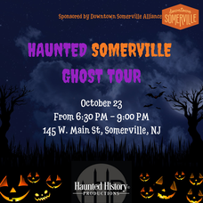 In the Spirit of the Season: Somerville Hosts Ghost Tours Oct. 23