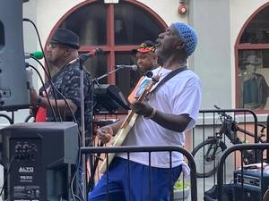 Tyrone Stackhouse Project Electrifies Somerville's Summer Stage