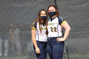 Varsity Softball: Undefeated Bears Stand 9-0
