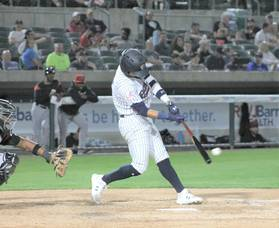 Patriots Hammer 4 HRs, Win 3rd Straight Over Flying Squirrels