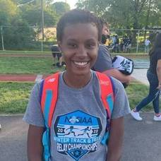 The Athlete of the Week Sofia Watson Track Sprinter/Jumper