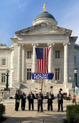 Somerville Elks Flag Day Salutes American Traditions, US Veterans