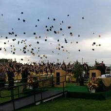 Carousel image de96ac7ca2ecb66741a3 southern graduation hat photo