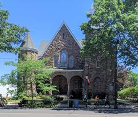 Somerville Church Holds In-Person Easter Sunday Worship