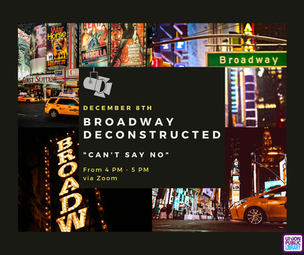 Top story 626b72ee095069b268b8 social media version for broadway deconstructed  can t say no