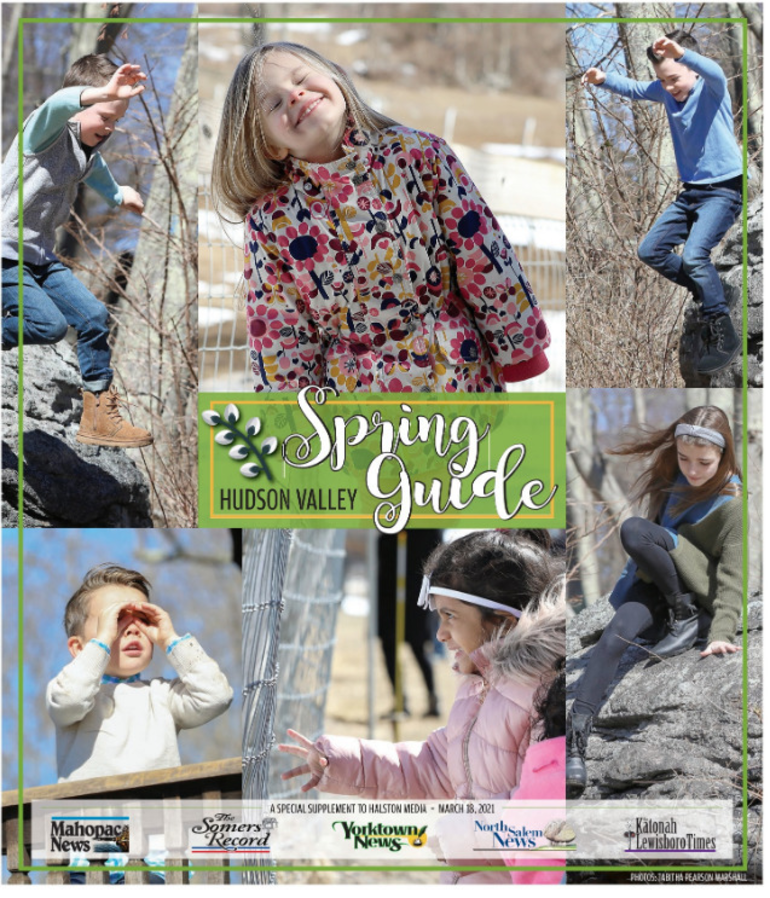 Our Hudson Valley Spring Guide is Online