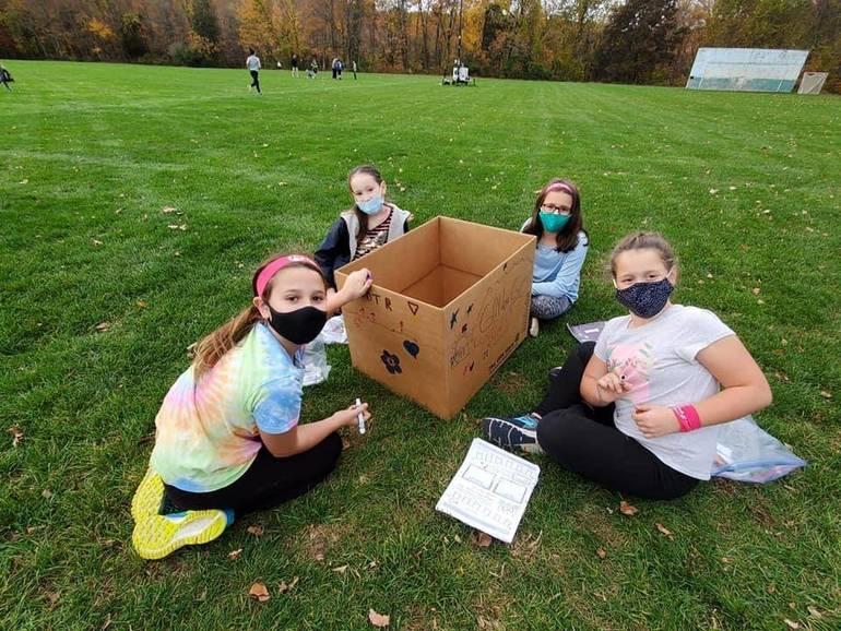 Girls on the Run Spring Season Registration