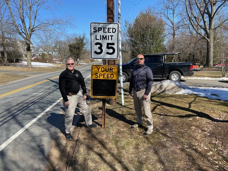 Tewksbury Township Joins Statewide Street Smart NJ Pedestrian Safety Campaign