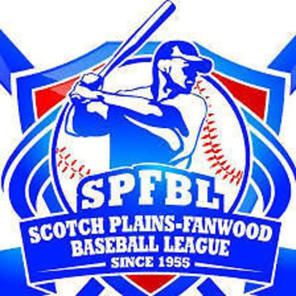 Scotch Plains-Fanwood Baseball League logo