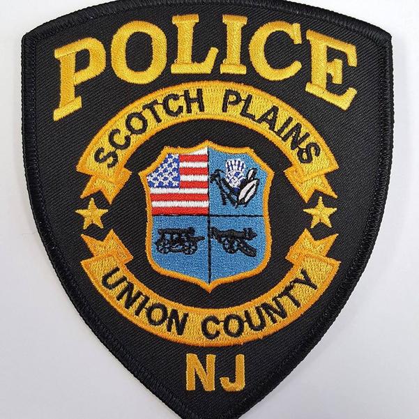 Scotch Plains Police patch